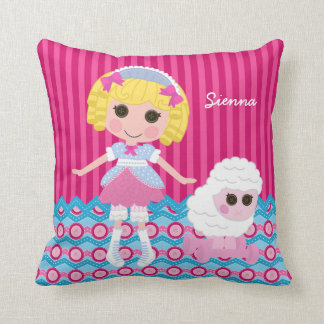 Sewing Doll Pillow
