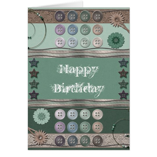 Sewing Enthusiast Green Card