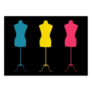 Sewing Fashion Seamstress - SRF Business Card