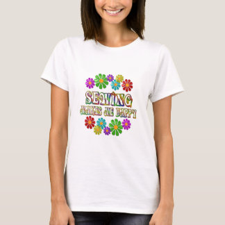 Sewing Happy T-Shirt