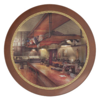 Sewing - Industrial - Tailored made clothing Plate
