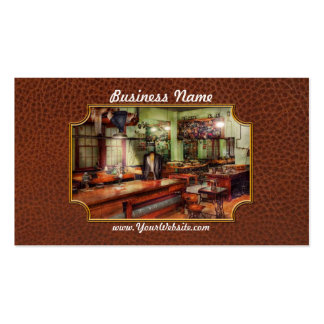 Sewing - Industrial - The sweat shop Business Cards