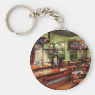 Sewing - Industrial - The sweat shop Key Chain