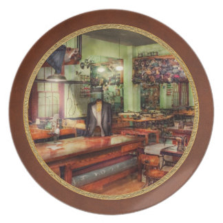Sewing - Industrial - The sweat shop Melamine Plate