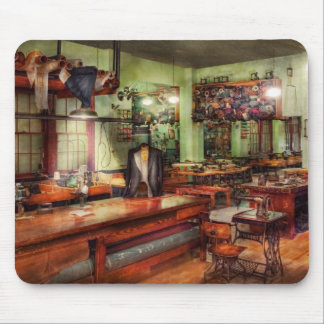 Sewing - Industrial - The sweat shop Mouse Pad
