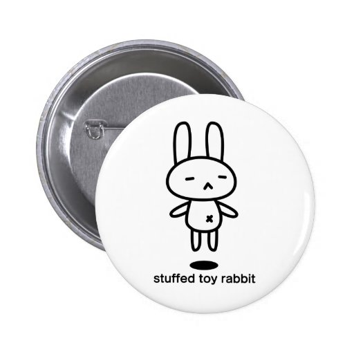 Sewing involving the rabbit/floating button