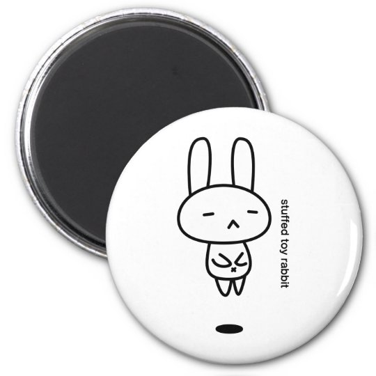 Sewing involving the rabbit/floating magnet