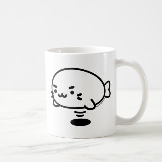 Sewing involving the seal coffee mug
