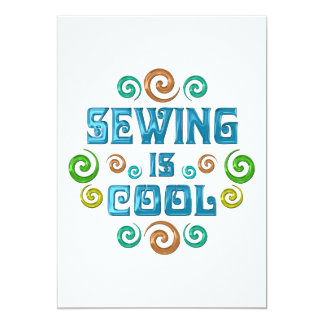 Sewing is Cool Card