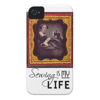Sewing Is My Life iPhone 4 Case