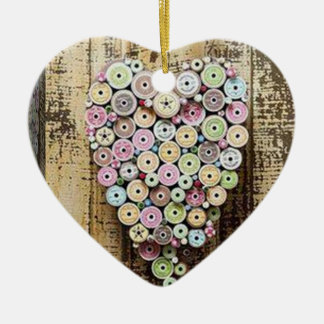 ***SEWING IS MY LOVE*** ORNAMENT