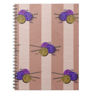 Sewing/Knitting Notebook