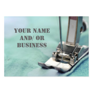 Sewing Large Business Card