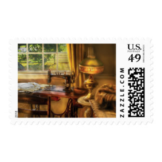 Sewing Machine  - Domestic Sewing Machine Stamps