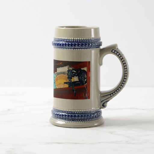 Sewing Machine for Sale Mugs