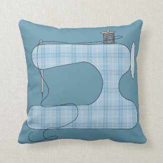 Sewing Machine for the Seamstress - Reversible Pillow