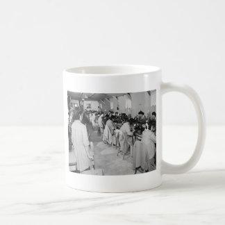 Sewing Machine Girls, 1943 Coffee Mug