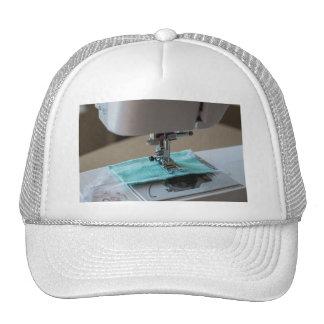 Sewing Machine Mesh Hats