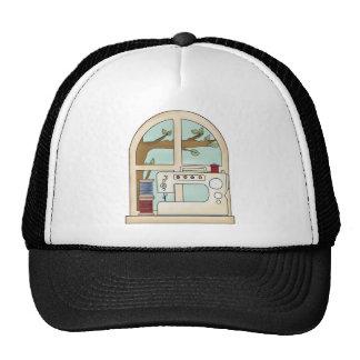 sewing machine trucker hats