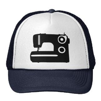 Sewing machine mesh hat