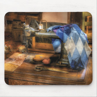 Sewing Machine  - Sewing Machine III Mouse Pads