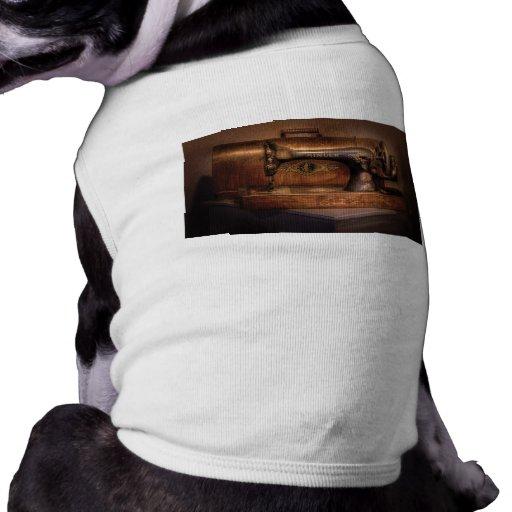 Sewing Machine  - Singer Dog Tee