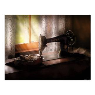 Sewing Machine -  Singer II Postcard