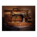 Sewing Machine  - Singer Postcards