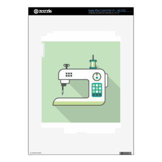 Sewing Machine Skins For iPad 3