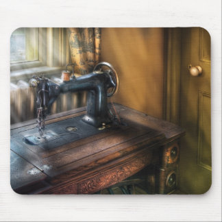 Sewing Machine  - The Sewing Machine Mouse Pad