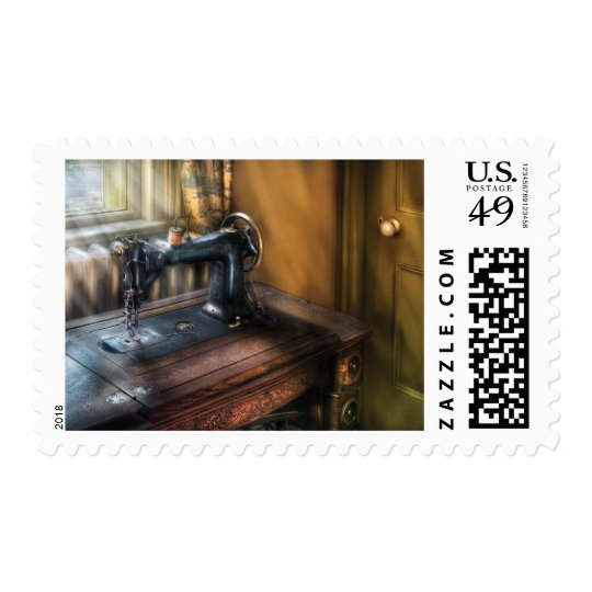 Sewing Machine  - The Sewing Machine Postage