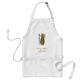 Sewing Mends The Soul Adult Apron
