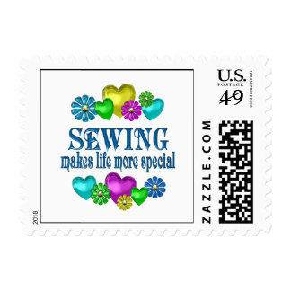 Sewing More Special Postage