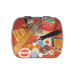 Sewing Notions Candy Tin