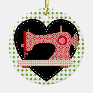 Sewing Ornament - SRF
