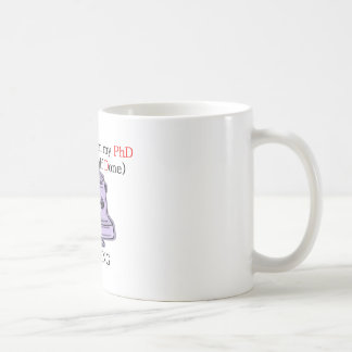 Sewing PhD Coffee Mug