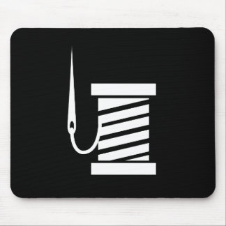 Sewing Pictogram Mousepad