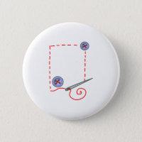 Sewing Pinback Button