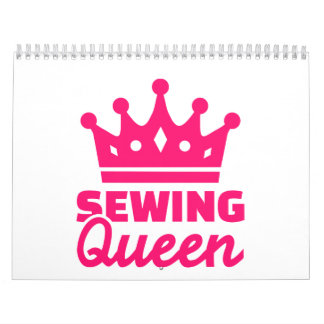 Sewing queen calendar