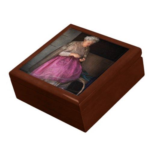 Sewing - Ribbon - Granny's hobby Gift Boxes