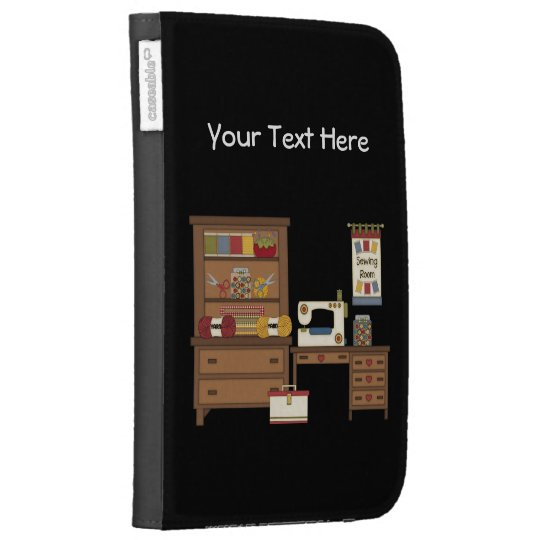 Sewing Room 1 (customizable) Kindle Cover