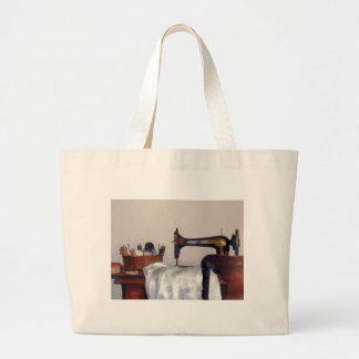 Sewing Room': Large Tote Bag