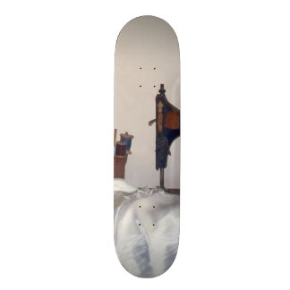 Sewing Room': Skateboard