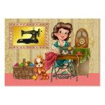 Sewing / Seamstress / Fashion - SRF Business Card Templates