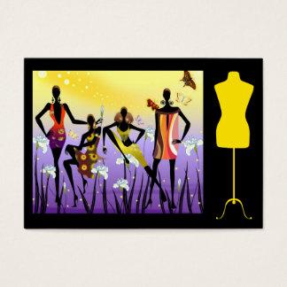 Sewing/Seamstress/Fashion - SRF Business Card