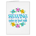 Sewing Smiles Greeting Cards