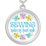 Sewing Smiles Pendant
