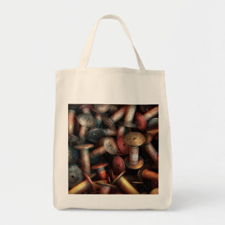 Sewing - Spools Tote Bag