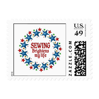 Sewing Stars Postage