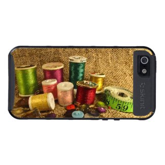 Sewing Supplies iPhone 5 Case